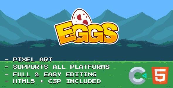 Eggs - HTML5 Game
