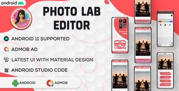 Magic Photo lab | Photo Editor | Photo Lab Pro Photo Editor | Android App | Admob Ads - CodeCanyon Item for Sale