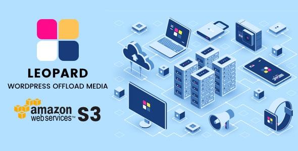 Leopard - WordPress Offload Media - CodeCanyon Item for Sale