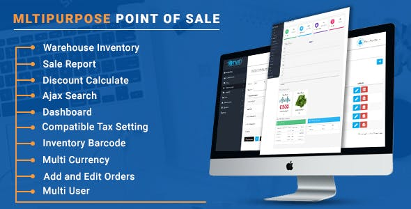 TMD Multipurpose  POS For Stores