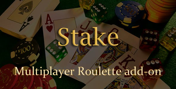 Multiplayer Roulette Add-on for Stake Casino Gaming Platform