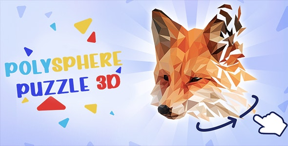 Piece Together - 3D Puzzle Game (Android + IOS) - CodeCanyon Item for Sale
