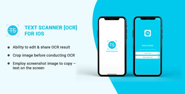 Text Scanner (OCR) for iOS