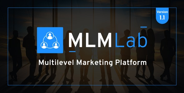 MLMLab v1.1 – Multilevel Marketing Platform