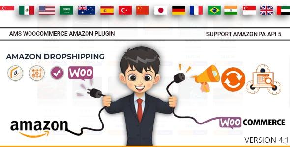 WooCommerce & Affiliates Amazon - The Ultimate Wordpress Plugin