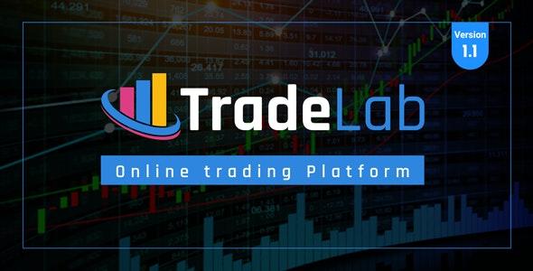 TradeLab - Online Trading Platform - CodeCanyon Item for Sale