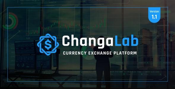 ChangaLab v1.1 – Currency Exchange Platform