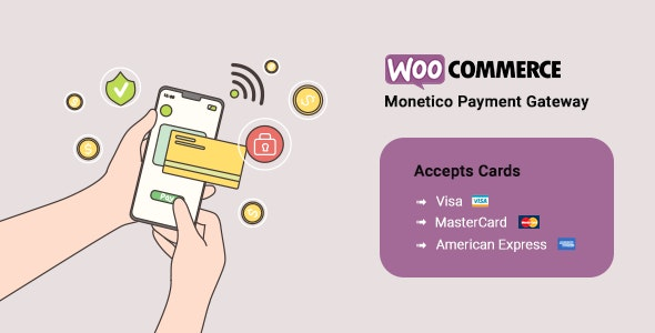 Monetico Payment Gateway WooCommerce Plugin - CodeCanyon Item for Sale