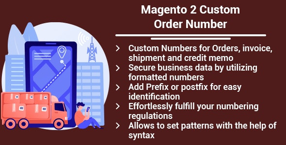 Magento 2 Custom Order Number - CodeCanyon Item for Sale
