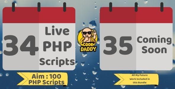 Multi PHP Script Bundle