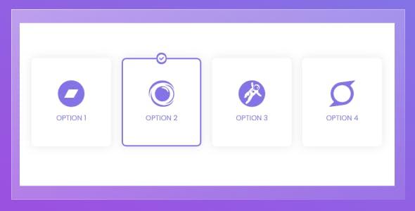 Deby - Custom Radio Buttons
