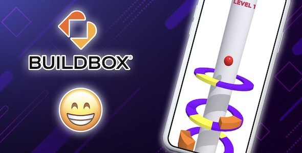 The Breaking Ball - Buildbox 3D Template - CodeCanyon Item for Sale
