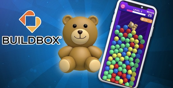Pop Da Candy - Buildbox 3D Hyper Casual Template - CodeCanyon Item for Sale