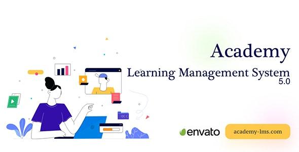 Academy Learning Management System v5.0
