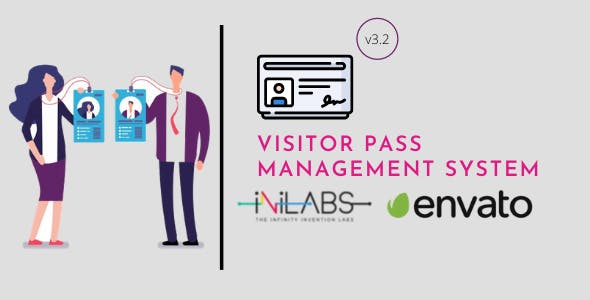 Visitor Pass Management System