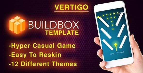 Vertigo - Buildbox 2D (Classic)  Hyper Casual Game Template