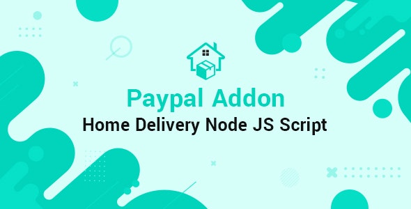 PayPal Home Delivery Node JS Addon - CodeCanyon Item for Sale