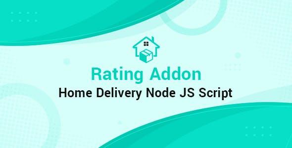 Rating Home Delivery Node JS Addon