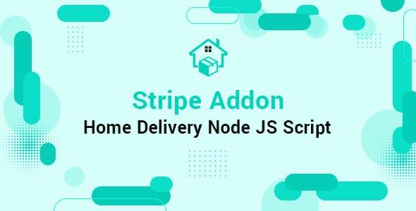 Stripe Home Delivery Node JS Addon