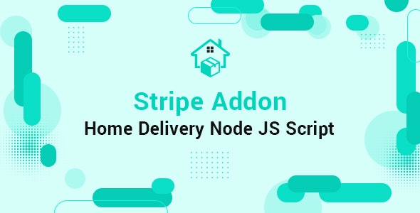Stripe Home Delivery Node JS Addon - CodeCanyon Item for Sale