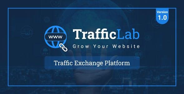 TrafficLab - Traffic Exchange Platform