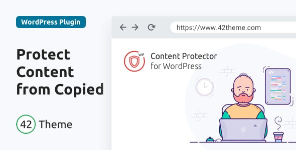 Content Protector for WordPress — Prevent Your Content from Being Copied