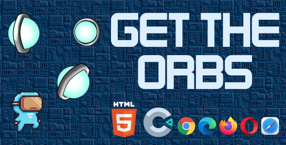Get the Orbs - HTML5 Game (Construct 3) - CodeCanyon Item for Sale