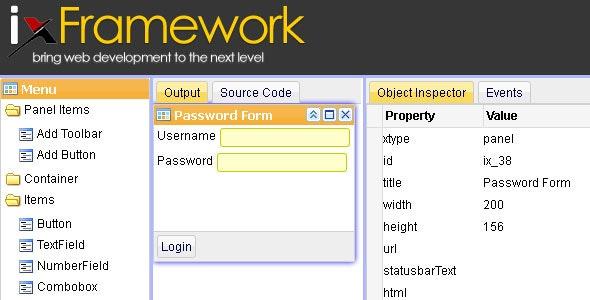 iX Designer - CodeCanyon Item for Sale