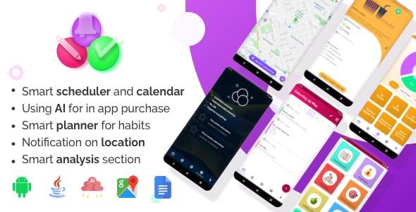 Done | Smart scheduler & calendar