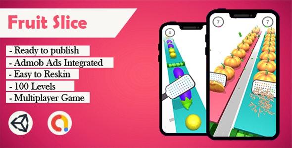 Fruit Slice - (Unity - Admob) - CodeCanyon Item for Sale