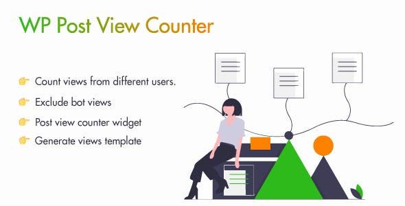 WordPress Post View Counter