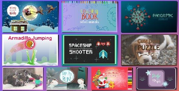 Bundle 10 Games 01 | HTML5 • Construct Games