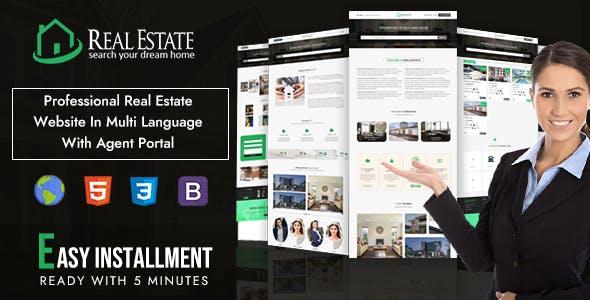 Real Estate Custom Script