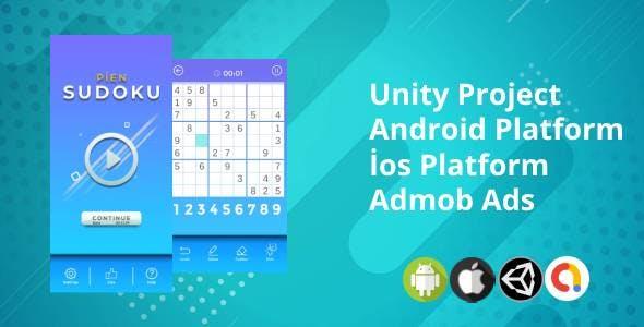Pien Sudoku - Unity Game Template + Admob