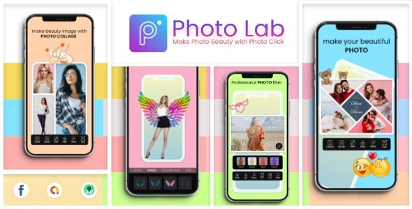 PhotoLab Editor - Neon Effects - Neon Photo editor - Photo Editor - CodeCanyon Item for Sale
