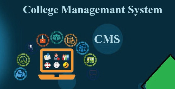 College Management System C# Project & Full Source Code - CodeCanyon Item for Sale