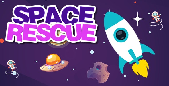 Space Rescue - CodeCanyon Item for Sale
