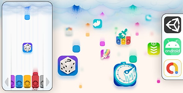 Adventurous hail (Android game + Admob Ads) - CodeCanyon Item for Sale