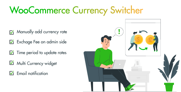 WCC - WooCommerce Currency Converter