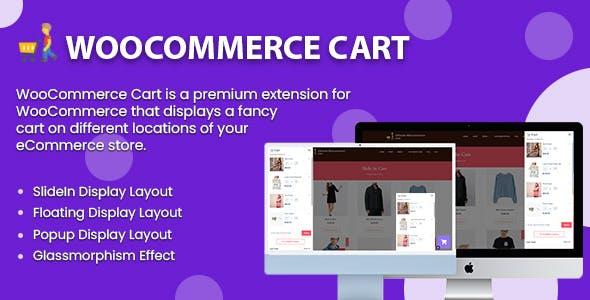 WooCommerce Cart - Ajax, Floating, Slide-in, Popup Cart Plugin For WordPress