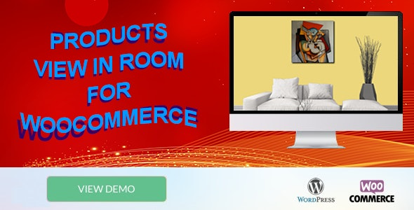 WooCommerce Products View in Room Popup - CodeCanyon Item for Sale