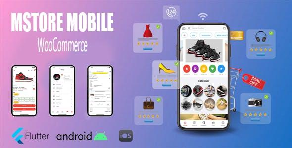Mstore Mobile - full integration for WooCommerce