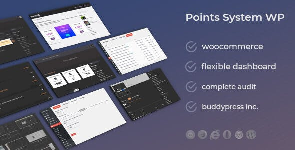WooCommerce Easy Point System Packages DZS