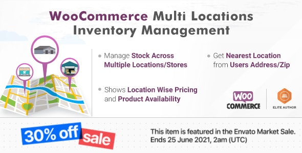 WooCommerce Multi Locations Inventory Management v1.2.5