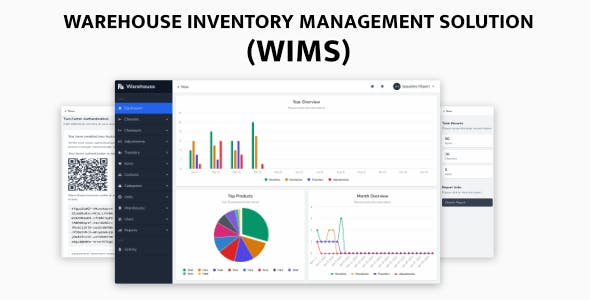 Warehouse Inventory Management Solution (WIMS)