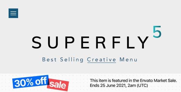 WordPress Menu Plugin — Superfly Responsive Menu