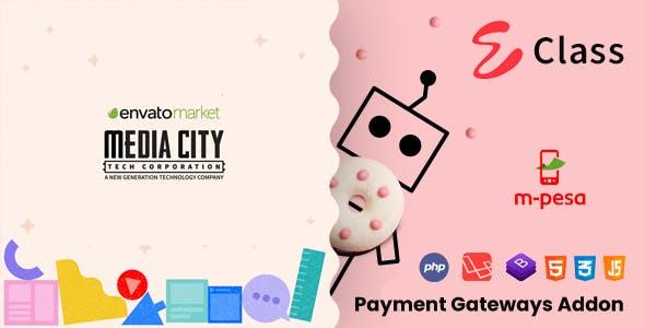 eClass LMS Payment Gateways Addon