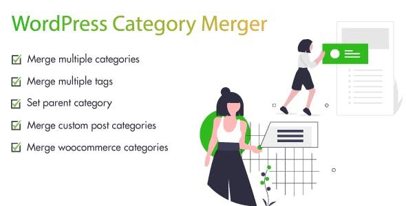 WordPress Merge Categories