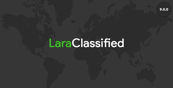 LaraClassified v9.0.0 – Classified Ads Web Application – nulled
