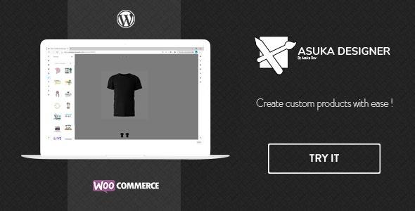 Asuka product designer - WooCommerce - CodeCanyon Item for Sale